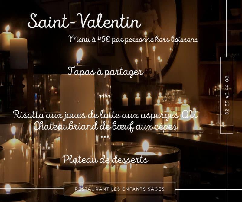 La Saint Valentin aux Enfants Sages au Havre