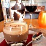 Velouté Boudin et crème livarot au Havre