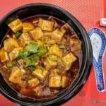 manger du Mapo Tofu au Havre, cuisine chinoise du sichuan