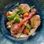 Porc cuit basse température au restaurant Le Havre