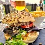 Burger Normand à la Plage du Havre