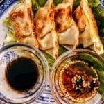 Raviole de poulet restaurant chinois au Havre