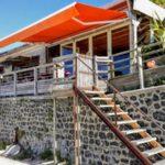 bar et restaurant de plage au Havre