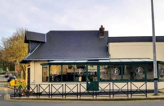 Restaurant L'Angle d'Orcher à Gonfreville