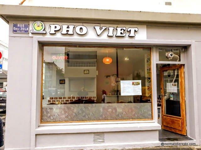 Nouveau restaurant vietnamien à le Havre