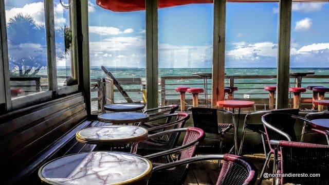 Restaurant et Bar en bord de mer au Havre