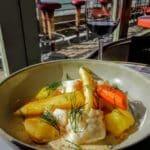 Restaurant de bord de mer le Havre