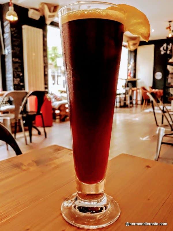 Nitro Coffee au Havre