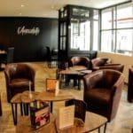 Coin Lounge restaurant l'Anecdote au Havre