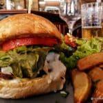 Burger au Havre à la Fringale
