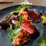 Tartare de crevette restaurant gastronomique le Havre