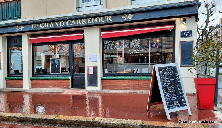 Restaurant le Grand Carrefour au Havre